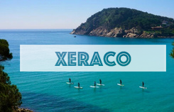 Hacer Paddle Surf en Xeraco