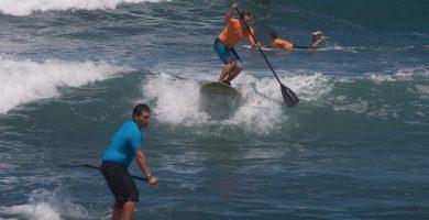 Como comenzar en el SUP SURF